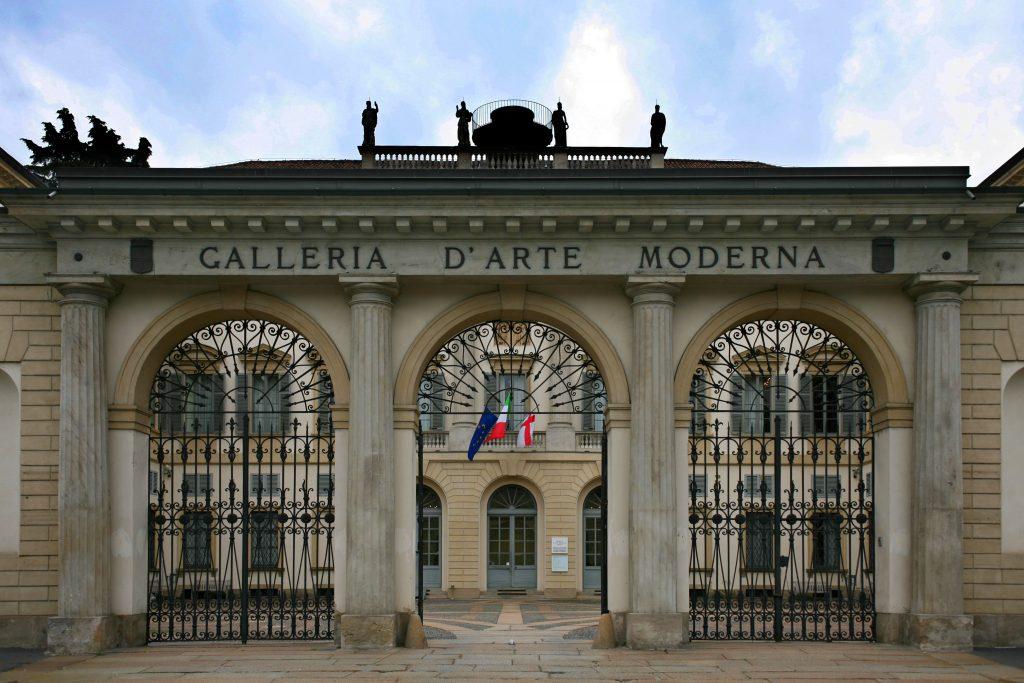 I Musei di Milano - GAM Galleria d'Arte Moderna