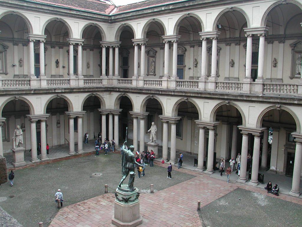I musei di Milano - La Pinacoteca di Brera