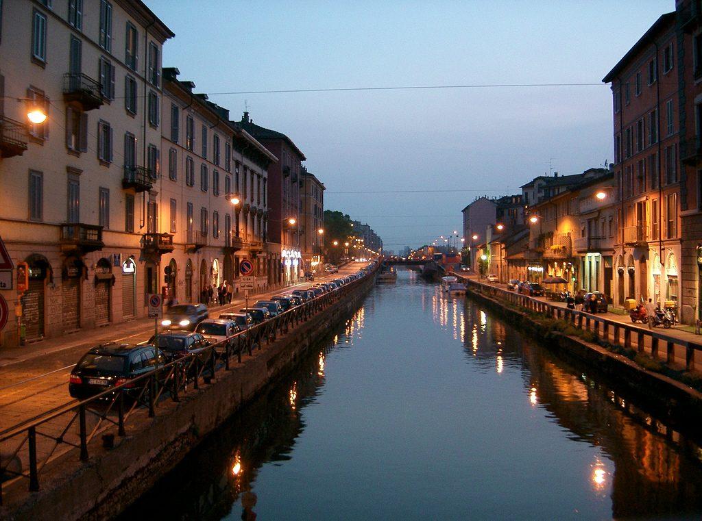 Quartieri di Milano: i Navigli
