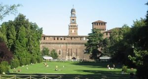 Milano città green