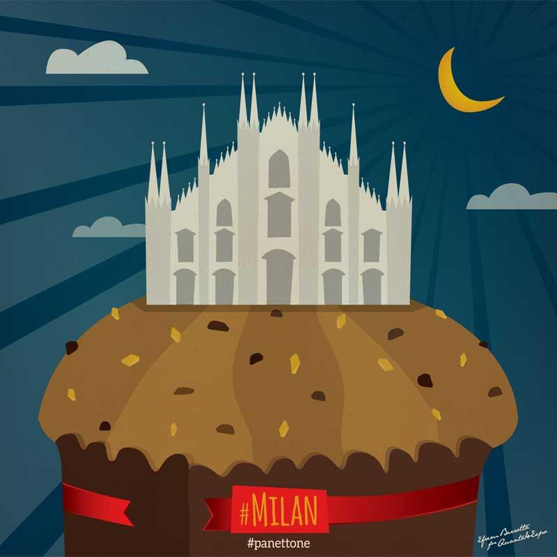 Panettone, tutte le curiosità sul dolce natalizio più amato a Milano