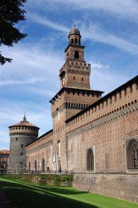La burrascosa vita degli Sforza: leggende tra le mura del Castello Sforzesco