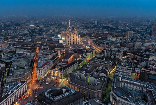 Milano, è record di richieste per girare film, spot e serie in città