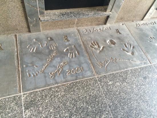 A Milano la walk of fame dimenticata