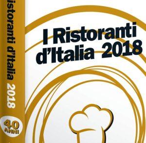 Ristoranti d'Italia 2018 premia otto ristoranti di Milano, ecco quali.