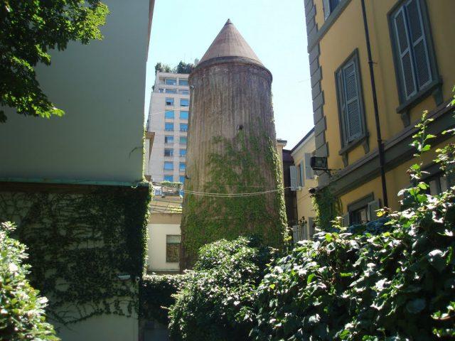 La Torre delle Sirene a Milano: l'ultimo nascondiglio del Duce
