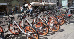 Milano, bike sharing: in arrivo 124 rastrelliere