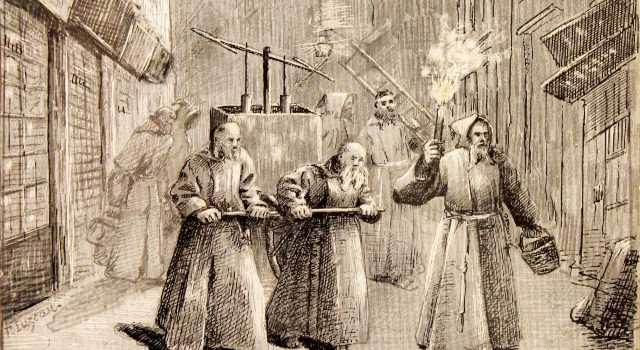 Sapevate che, a Milano, i frati cappuccini venivano chiamati biotton?