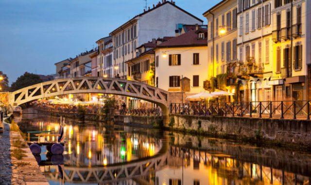 luoghi più romantici di Milano