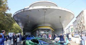 Garage Italia a Milano, Lapo e Cracco inaugurano la nuova sede [fonte http://www.identitagolose.it]
