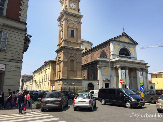 Milano, piazza San Luigi si veste di verde! [fonte immagine http://blog.urbanfile.org]
