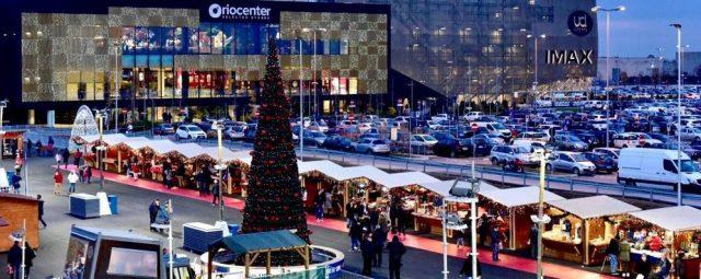 Oriocenter, il Winter Park temporaneo rimarrà aperto fino al 31 gennaio 2018
