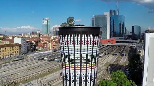 Via Carlo Farini a Milano