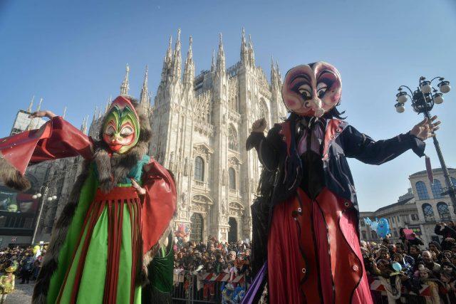 Carnevale Milano 2018