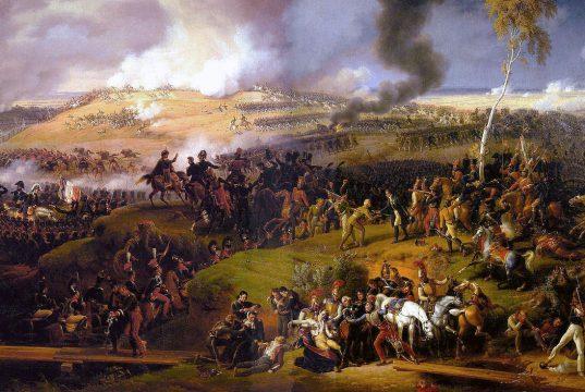Via della Moscova a Milano, il nome voluto da Napoleone Bonaparte [battaglia della Moscova]