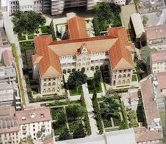 Riqualificazione in zona porta romana bnp investe cento - Altezza alberi giardino privato condominio ...