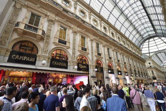record turisti a milano