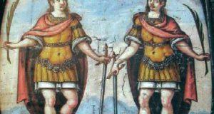 San Gervasio e San Protasio, santi di Milano [fonte immagine valtellinanews.it]