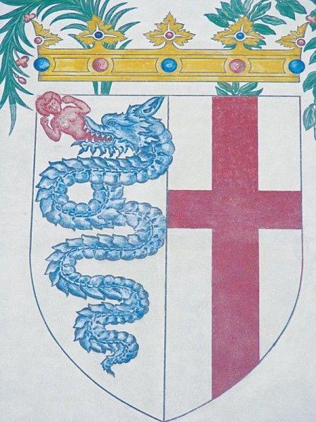 Stemma di Milano: dalla leggenda alla storia