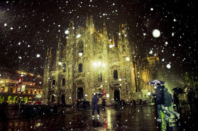Week-end Milano