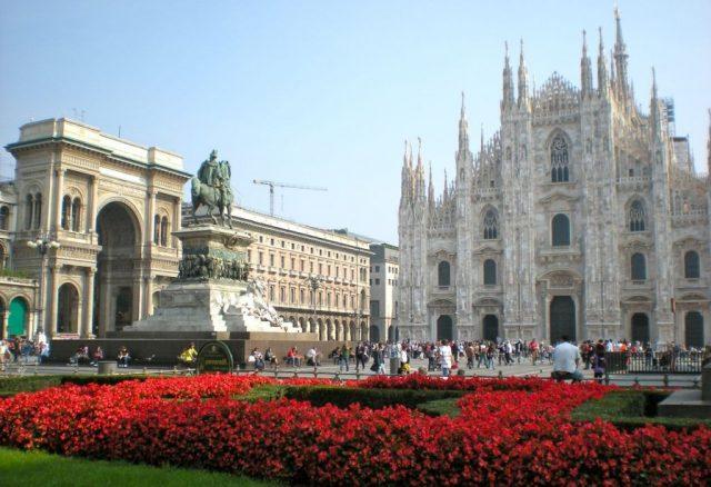 Milano, Weekend 23-25 marzo