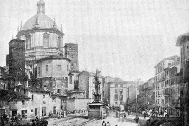Piazza Vetra a Milano: da luogo di esecuzioni ai murales