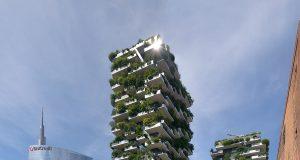 Sapete che con soli 280 euro a notte si può dormire nel Bosco Verticale di Milano?