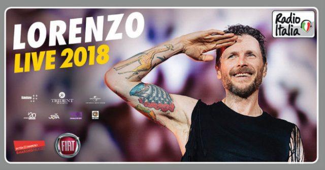 Tour di Jovanotti a Milano: grande attesa per la super festa!