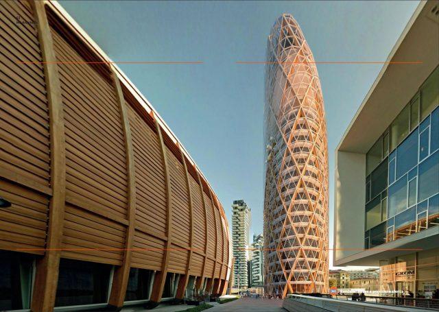 In arrivo l'avanguardistica Torre UnipolSai a Milano