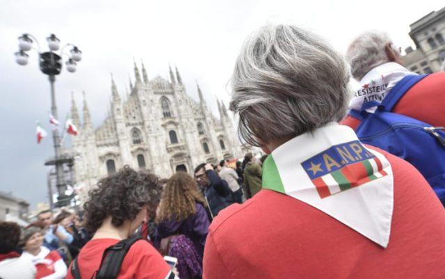 25 aprile 2018 a Milano