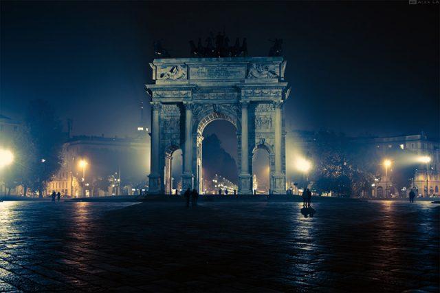 Corso Sempione a Milano come Parigi: nuovi percorsi pedonali e piste ciclabili!