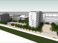 Politecnico: nuovo campus di via Bonardi di Renzo Piano a Milano!
