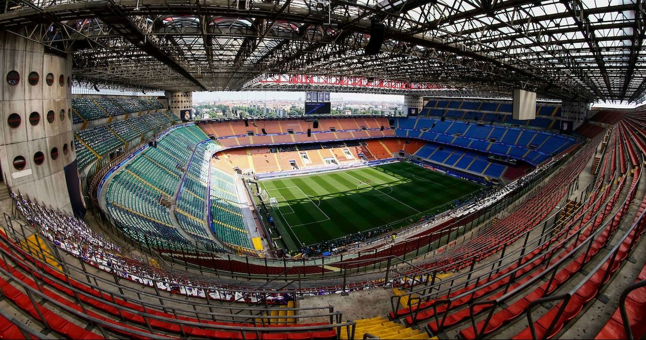 Matrimonio allo stadio san siro ora si pu duomo 24 - Cosa si puo portare allo stadio san siro ...