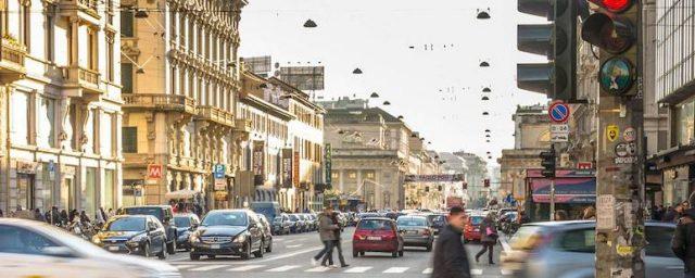 I cambiamenti della toponomastica di Milano nel corso dei secoli
