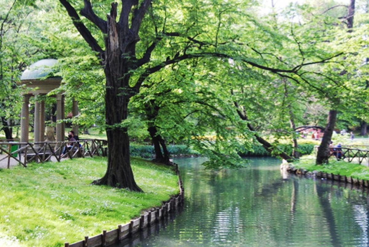 Picnic e grigliate a milano ecco i parchi e i giardini - Ufficio parchi e giardini milano ...