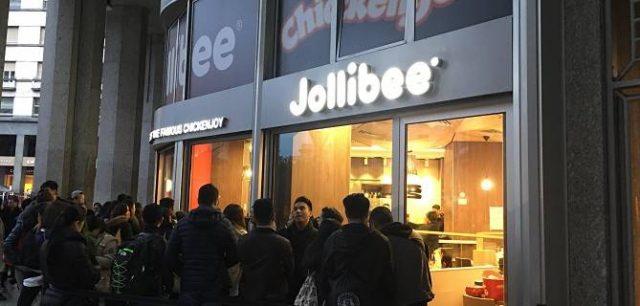 Sbarca a Milano Jollibee, il fast food filippino nel cuore della città!