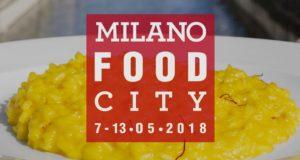 Milano Food City: dal 7 al 13 maggio la cultura alimentare torna in città!