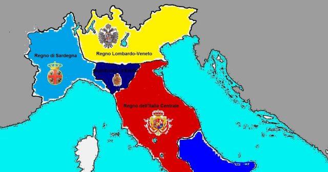 Il Regno di Sardegna a Milano: come i piemontesi hanno invaso la città
