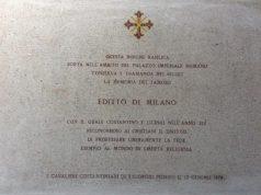 Editto di Milano: come Costantino cambiò le regole del Sacro Romano Impero