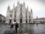 Pioggia a Milano: quali sono le zone in cui cade più pioggia