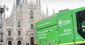 New York copia il sistema di raccolta differenziata di Milano!