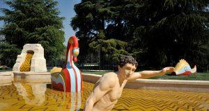 I Bagni Misteriosi di De Chirico alla Triennale di Milano
