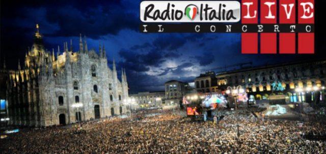 Sale la febbre per Radio Italia Live 2018 a Milano!