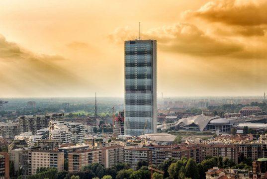 Finalmente inaugurata la Torre Allianz a Milano!