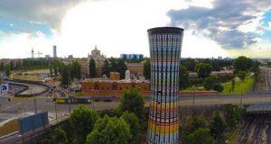 Torre Arcobaleno a Milano, storia dell'edificio di Porta Garibaldi