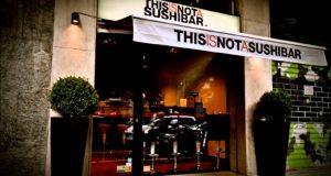 This is not a Sushi Bar a Milano: apre il quinto locale della catena di ristoranti!