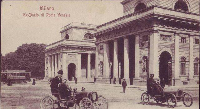 Milano, OTAV la prima citycar tutta milanese nata più di un secolo fa