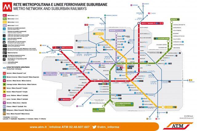 Carta di credito in metropolitana, Milano dice addio al biglietto