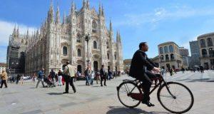 Milano in bicicletta: itinerario artistico alla scoperta di luoghi suggestivi