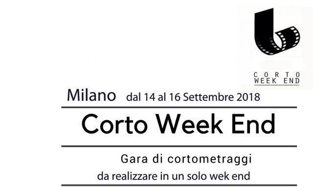 Corto Weekend Milano 2018